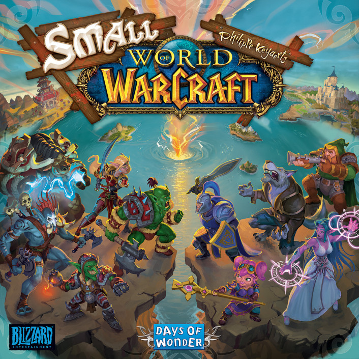 Small World : Small World of Warcraft
