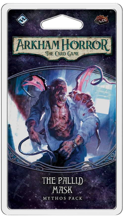 Arkham Horror : LCG The Pallid Mask